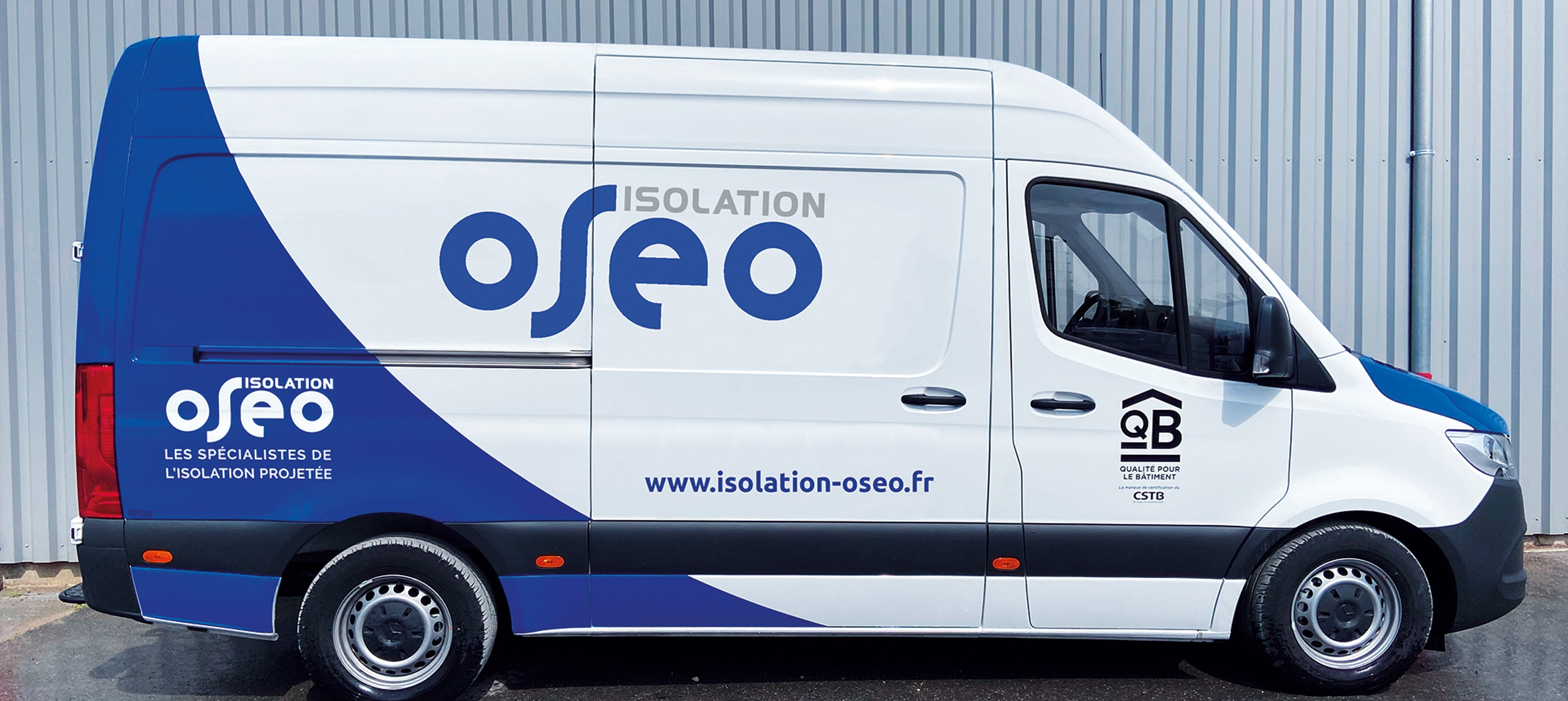 camion projection OSEO